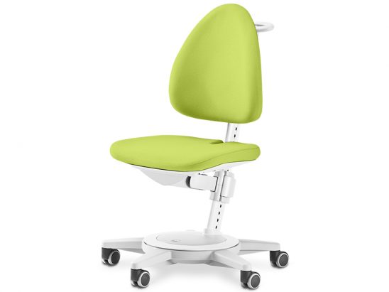 Регулируемый стул Moll Maximo зеленый