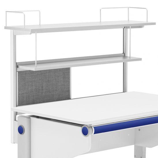 Многоетажная приставка Moll для детского стола Winner Compact