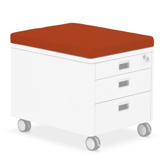 Cиденье-Подушка Moll Pad 15 - Оранжевый