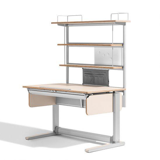 Стол T5 с дополнением moll T5-E2
