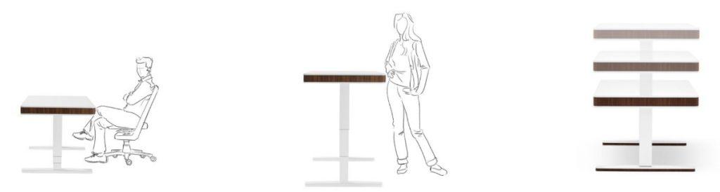 рабочий стол moll t7 позволяет быстро и легко изменять высоту сиденья до высоты рабочей высоты