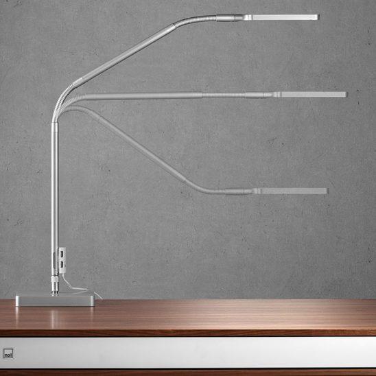 ибкая настольная лампа Moll L7 unique